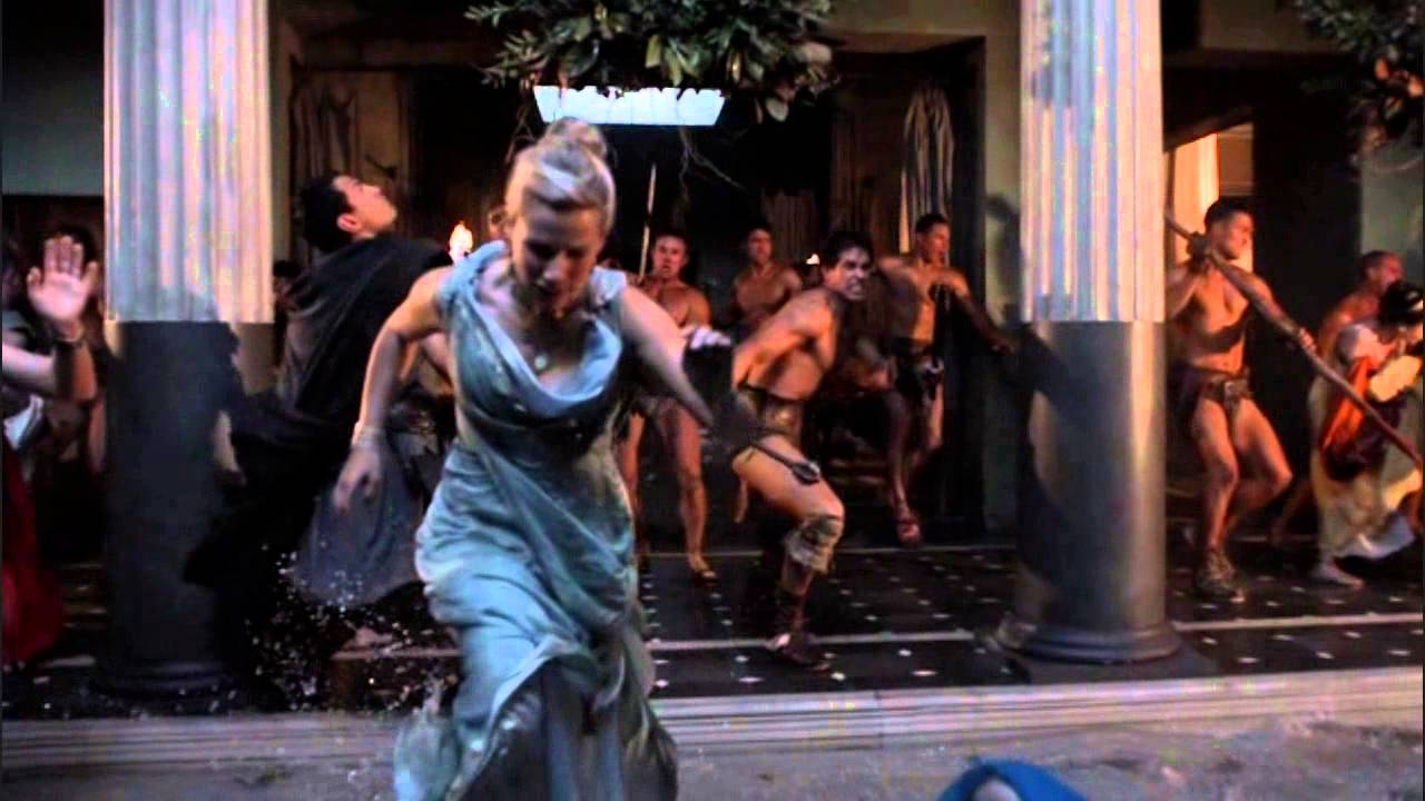 Download Spartacus Blood and Sand - Escaping the Ludus Montage
