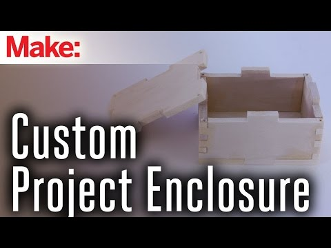 Custom Project Enclosure