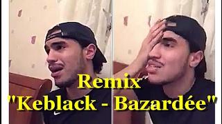 "Remix ""Keblack - Bazardée"" - Oussama El Fatmi"