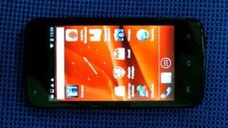 Prestigio Multiphone 4055 Duo - смартфон с мощной батареей - видео обзор