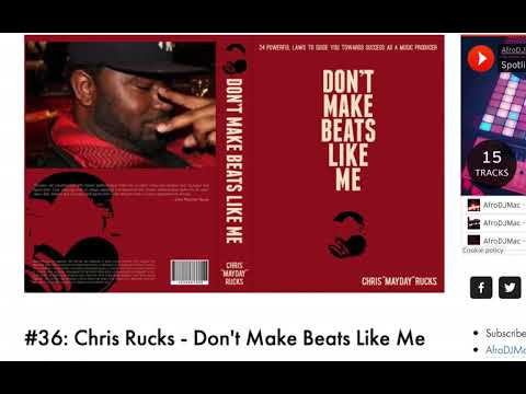 Managing Yourself as a Music Producer - Chris Rucks