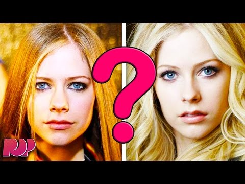 The Avril Lavigne Imposter Conspiracy Theory Is Back!