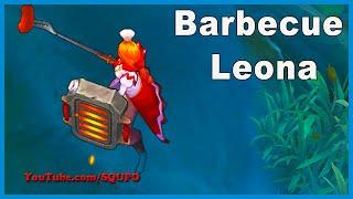 Barbecue Leona - New Skin (League of Legends)