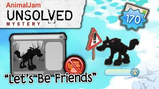The Unsolved Mystery oḟ The Lost Jammer on Animal Jam