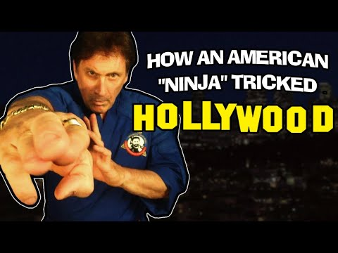 "How an American ""Ninja"" Tricked Hollywood"