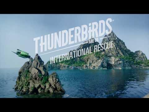 Thunderbirds Are Go: International Rescue Official Trailer
