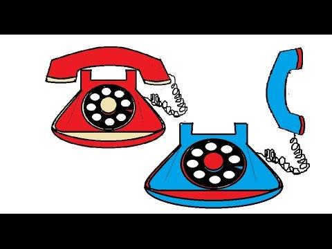 تليفون قديم
