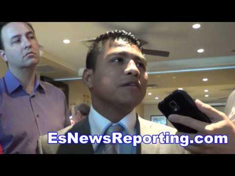 boxing star Roman Chocolatito Gonzalez On His Next Fight- EsNews boxing