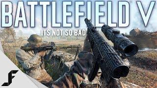 Battlefield 5 It's not so bad