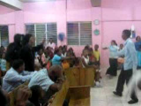 Drama cristiano guerra contra esta casa #1  (Luis fosforito) agrup. hijos de la manada