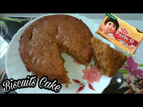 Parle G Cake Recipe In Cooker In Hindi
