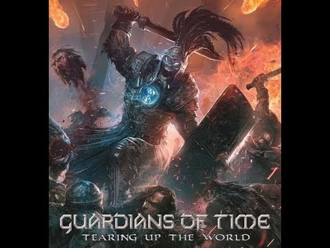 Guardians Of Time new song and album Tearing Up The World debuts - feat, Abbath..!