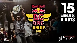 Red Bull Bc One 2016 Lineup · Japan World Final December 3, 2016
