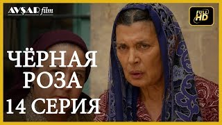 Чёрная роза 14 серия русская озвучка
