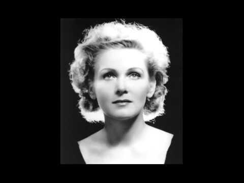 Elisabeth Schwarzkopf - Blute nur, du liebes Herz - Bach - SMP 432 Hz