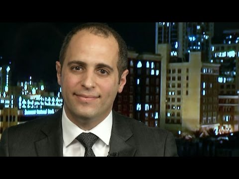 Adam Sarhan discusses China's housing market