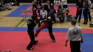 Danish Open 2010: Farbood Bashash vs Telah Seji