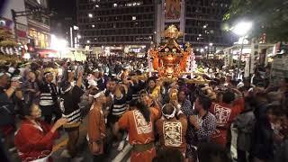 30年    第51回 池袋 袋まつり  神輿大パレード渡御 迫力満点。 thumbnail