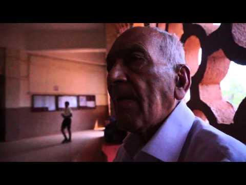Bro. Dias, SJ, Going Strong At 95