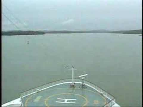 Panama Canal Timelapse