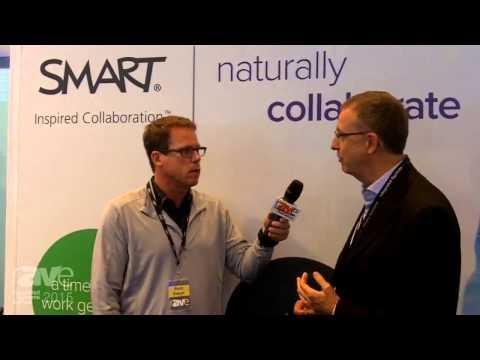 ISE 2015: Gary Kayye Talks with Neil Gaydon, CEO and President of SMART Technologies
