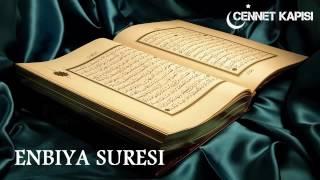 Kuran Türkçe Meali dinle Enbiya Suresi - Nihat Hatipoğlu Fon