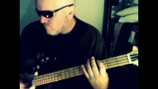 Copperhead Road-Steve Earle(Bass Cover)