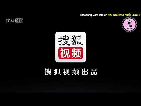 """[VIETSUB] Trailer """"Tại Sao Boss Lại Cưới Tôi 2"""" - Từ Khai Sính, Vương Song,..."""