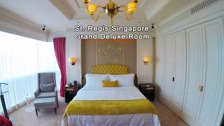 St Regis Singapore Grand Deluxe Room