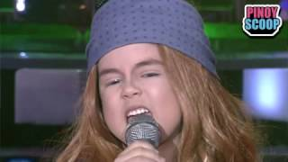 xia vigor as axl rose wins 3rd week of your face sounds familiar kids