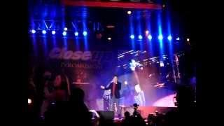 Closer You and I - Gino Padilla (LIVE)
