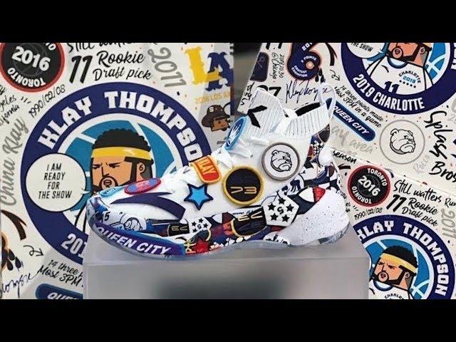02e3440c8f41 Klay Thompson Anta KT4 All Star Release Info