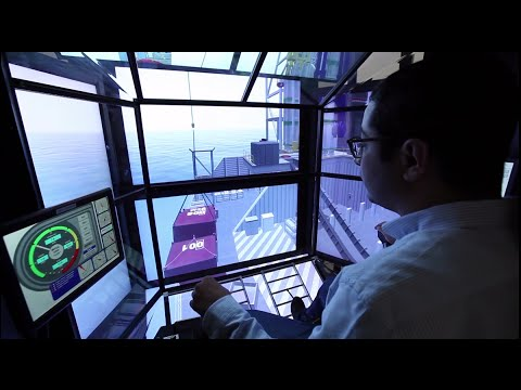 Maersk Training Offshore Crane Operator Programme