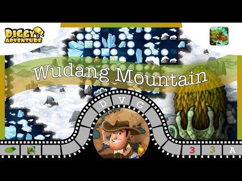 [~Dragon of Wood~] #A Wudang Mountain - Diggy