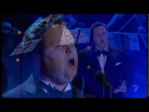 Paul Potts - La prima volta (The first time ever I saw your face) - LIVE