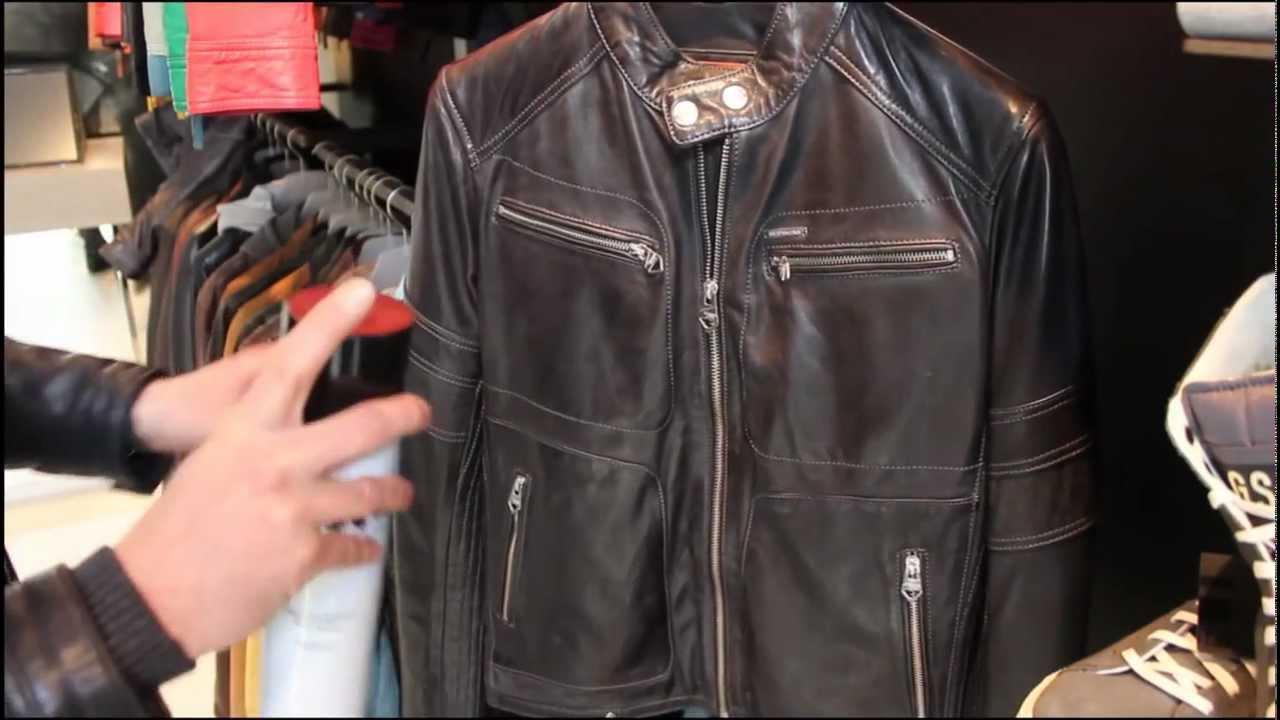 Impermeabilisant pour veste en cuir