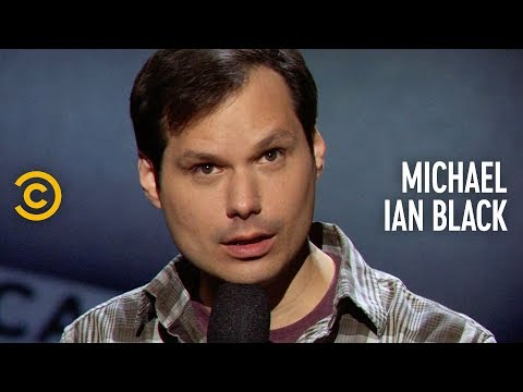 "Michael Ian Black: ""Creed Changed My Life"" - YouTube"