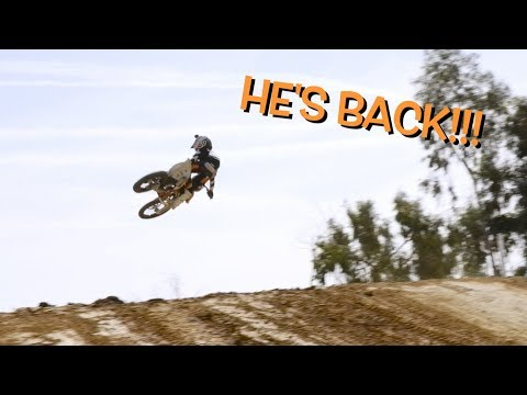 DANGERBOY DEEGAN IS BACK!!! Crazy racing at Porterville