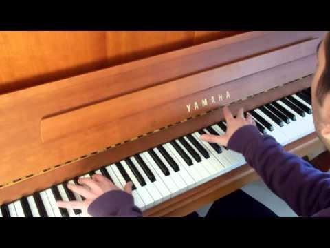 Nicky Romero & Stadiumx - Harmony ( Piano Arrangement by Danny )