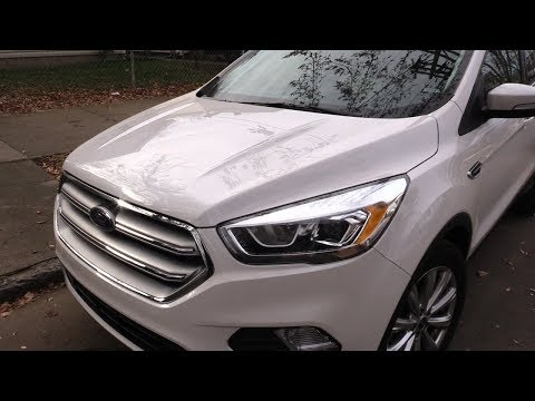 Ford Escape Headlight Change! Quick & Easy Most Newer Years!
