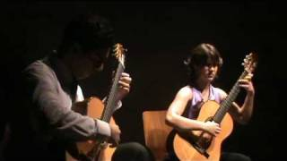 Marcelly Rosa & Paulo Rochel - Tango Suite n°2 (Astor Piazzolla)