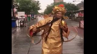 Hài Trung Quốc - Troll  Những thằng mất dạy nhất thế hệ mặt trời Đố nhịn được cười