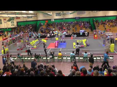 2017 Waterbury NE FRC District Event - Qualification Match 35