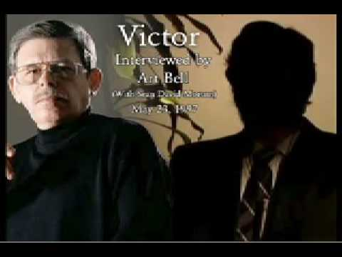 """Victor"" Interviewed by Art Bell [Part 1 of 8]"