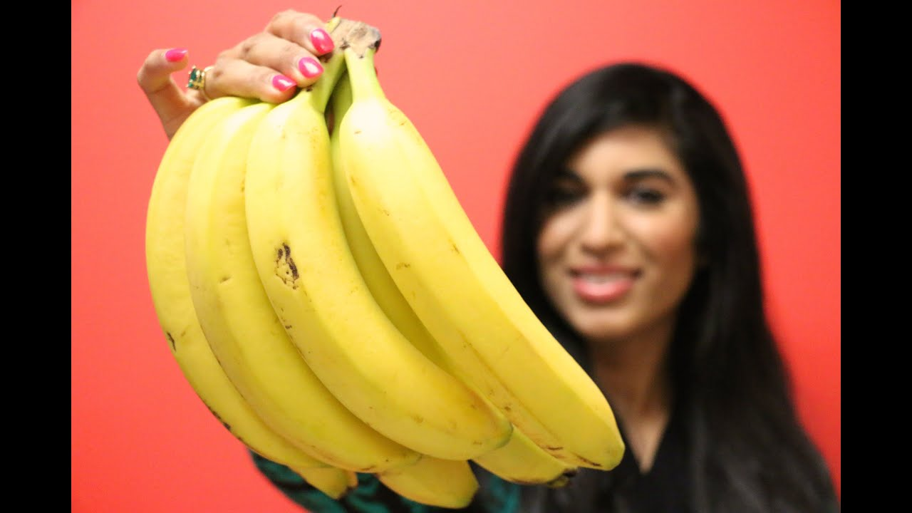 how to stop bananas from turning brown when cut