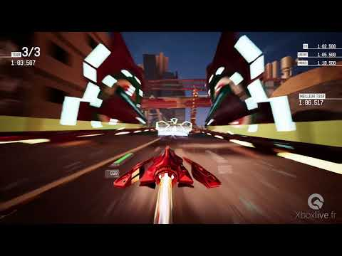 Redout : Lightspeed Edition - Gameplay - Xbox One