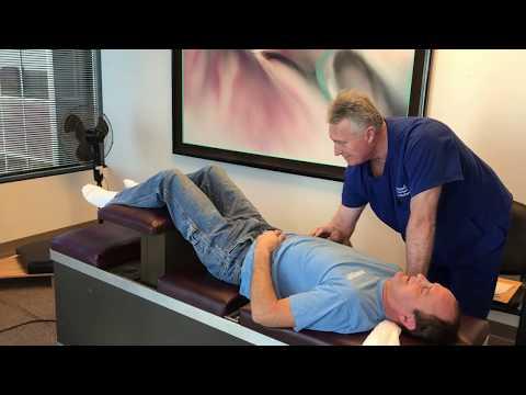 Chiropractic Adjustments Elsew deaf greg