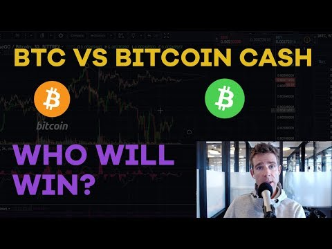 BTC vs Bitcoin Cash - Who Will Win? The Battle Continues, Future Trends, New Opportunity - CMTV Ep84