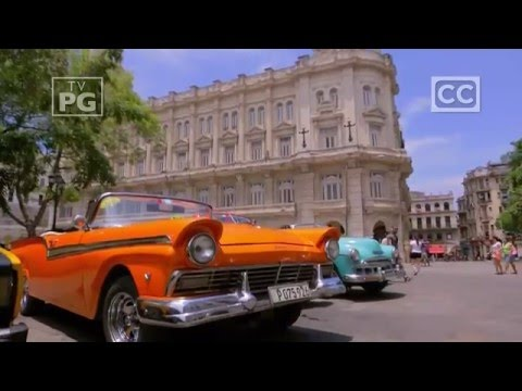 Travel Channel UK - Mysteries of Cuba (2015)