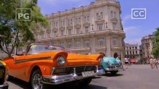 Travel Channel UK - Mysteries of Cuba (2015)